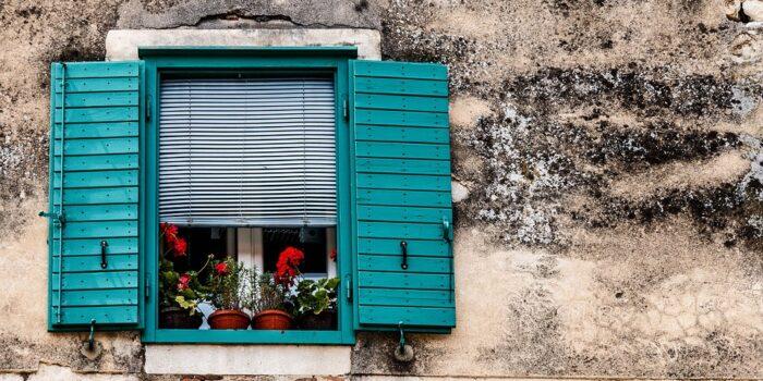 Sydlandsk vindue