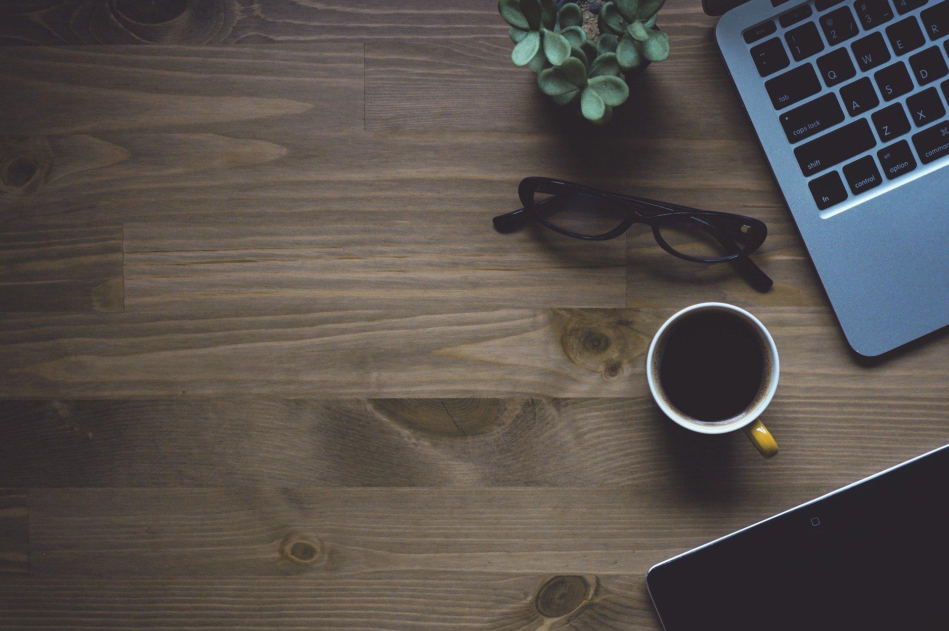 Computer og Kaffe
