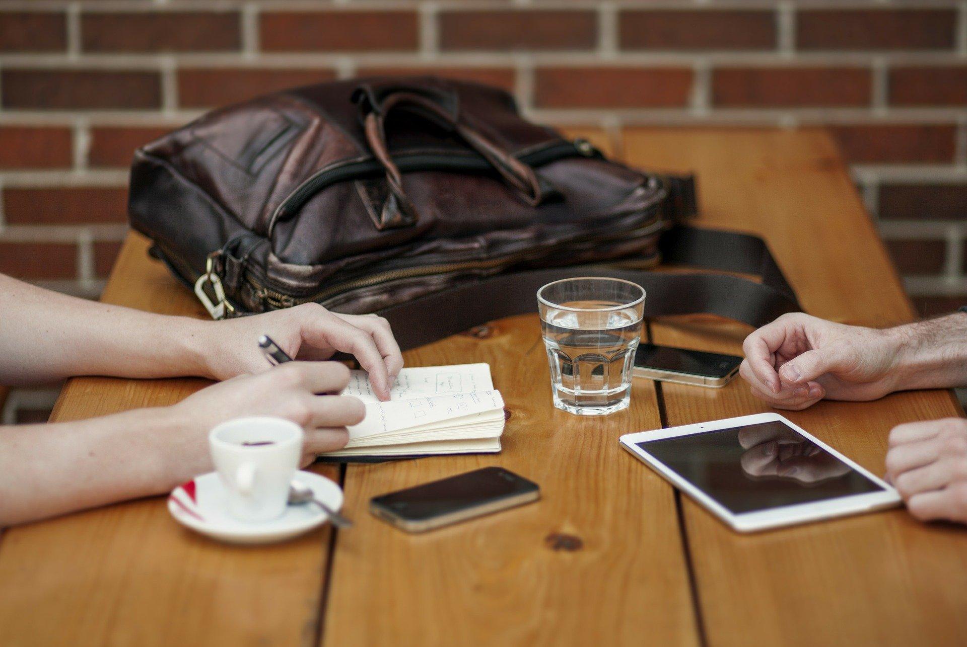 Samarbejde mellem kollegaer